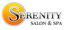 Serenity Salon and Spa Logo